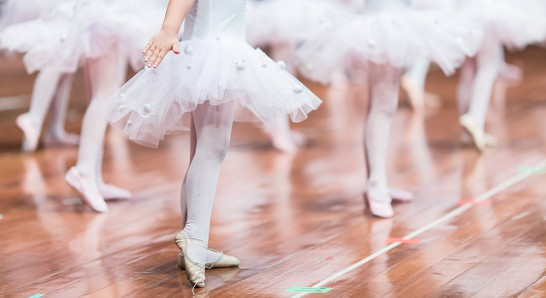 Learn a modern dance costumes
