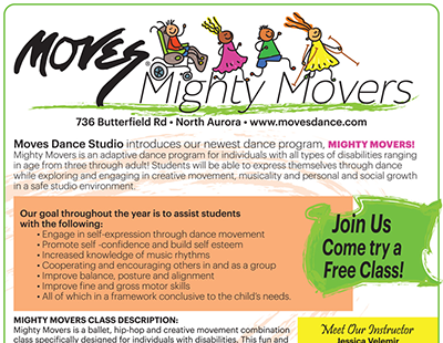 Mighty Movers Flyer